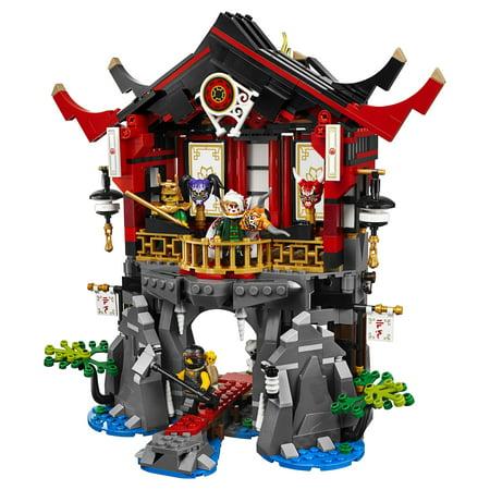 Lego Ninjago Temple Of Resurrection 70643 Walmart
