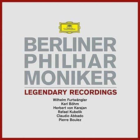 Berliner Philharmoniker Legendary Recordings (Vinyl) (Limited (Best Deutsche Grammophon Recordings)