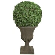 Autograph Foliages P-62020 - 25 Inch Diameter Ivy Ball - Green