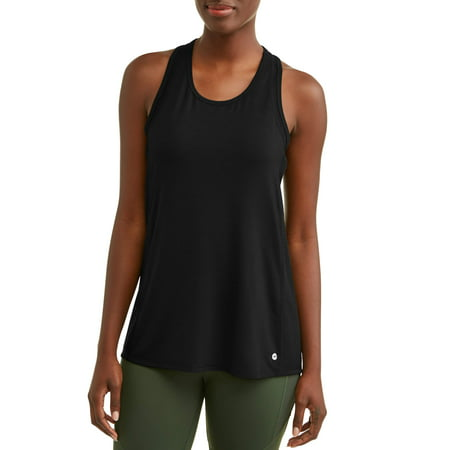 Anvil Short Sleeve Sport Shirt (Avia Women's Active Racerback Performance Tank )
