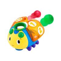 Bright Starts Having A Ball Count & Roll Buggie