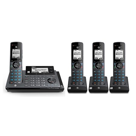 ATnT 4 Handset Cordless Phone ATnT 4 Handset Connect to Cell Answering