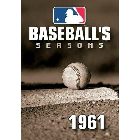 Baseball's Seasons: 1961 (DVD)