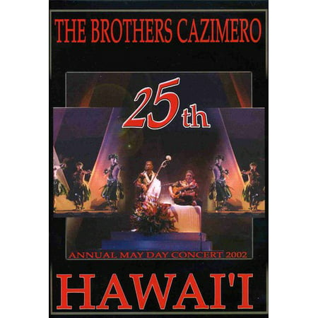 25th Annual May Day Concert 2002: Hawai'i