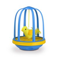 OurPets Bird in a Cage Interactive Cat Toy