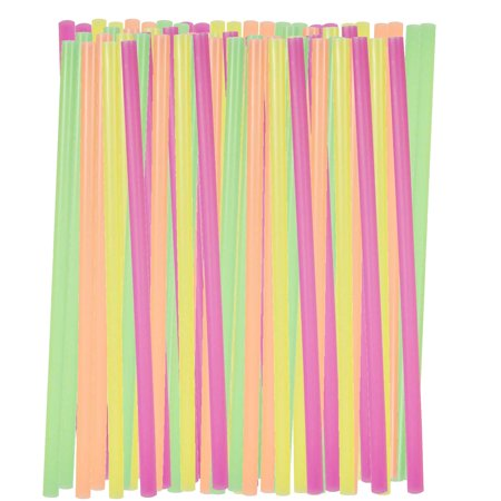 Milkshake and Smoothie Straws 30ct Pack of 3, 90 Straws Total