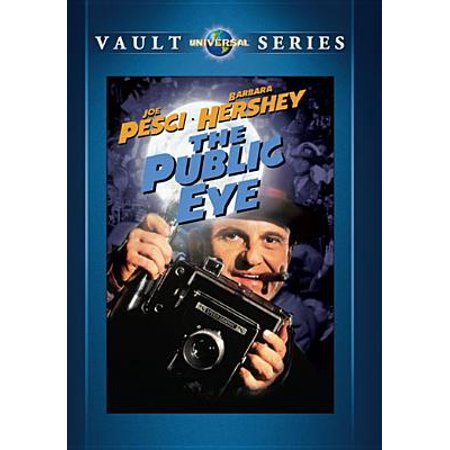 The Public Eye (DVD) (Elvis Presley And Jerry Lee Lewis Related)