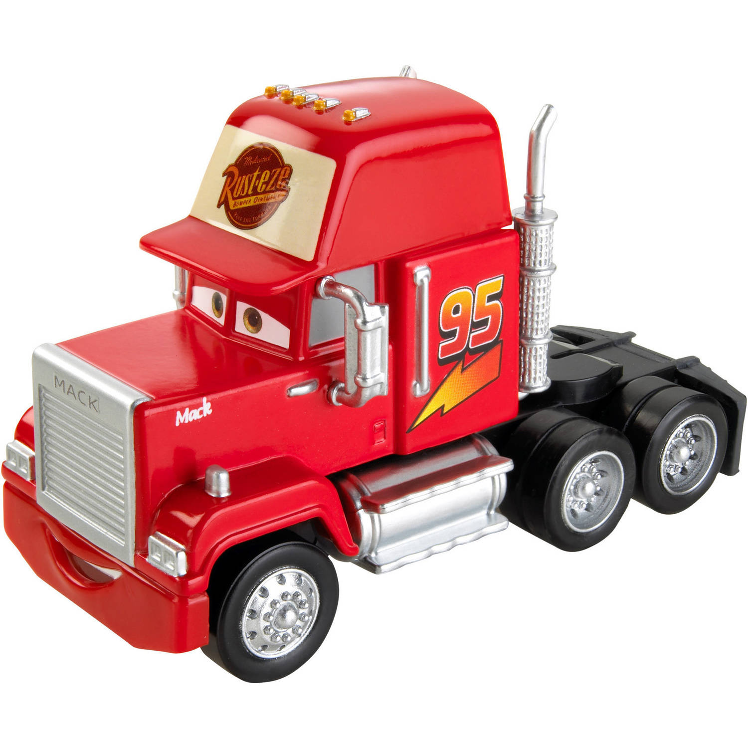 Disney/Pixar Cars Mack Deluxe Die-Cast Vehicle