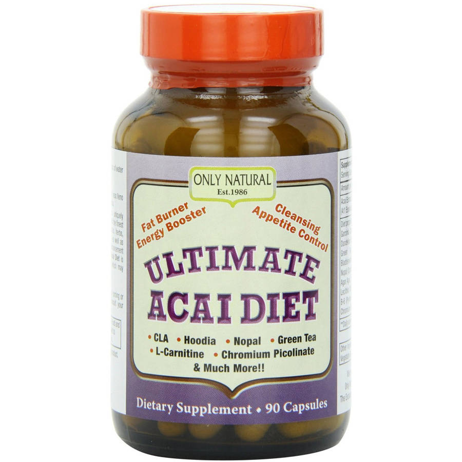 Only Natural Ultimate Acai Diet, 90 CT