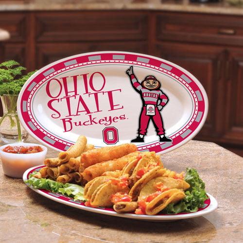 Ohio State Ceramic Platter