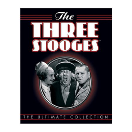 The Three Stooges: The Ultimate Collection (05 Ultimate Collection)