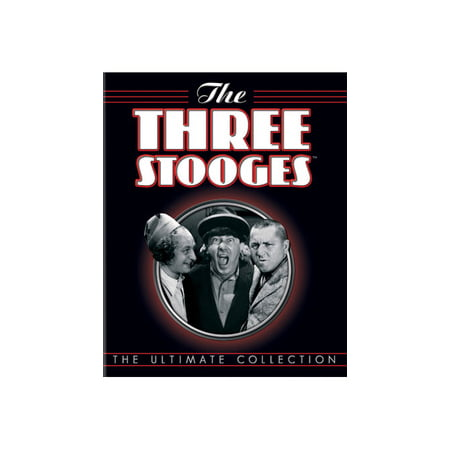 The Three Stooges: The Ultimate Collection (DVD) Ultimate Poker Dvd Collection