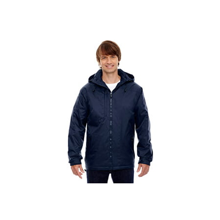 Ash City - North End Men's Insulated Jacket - MIDN NAVY 711 - S 88137