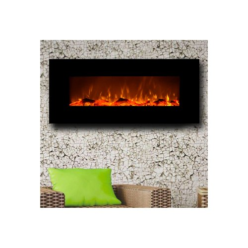 Touchstone Wall Mount Electric Fireplace - Walmart.com