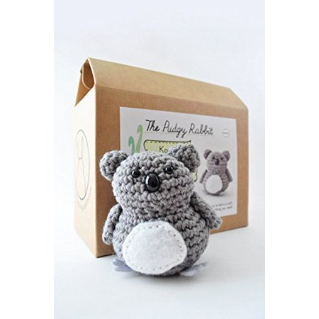 Diy Beginner Crochet Kit Koala Walmartcom