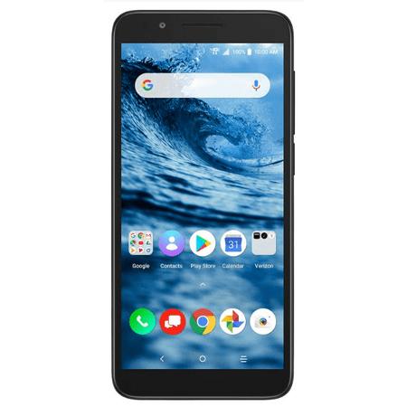 Verizon TCL Alcatel Avalon 16GB Prepaid Smartphone, Grey