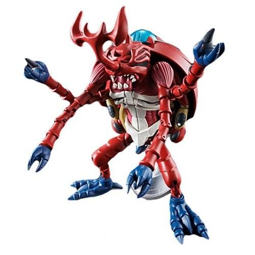 Digimon 06 Atlur Kabuterimon Digivolving Spirits Figure (Number of Pieces per case: 2) by