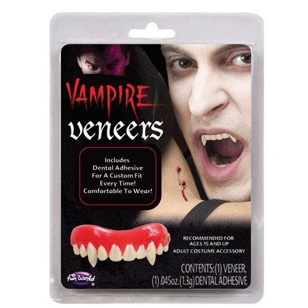 Vampire Teeth Halloween Accessory - Halloween Vampire Teeth Instructions