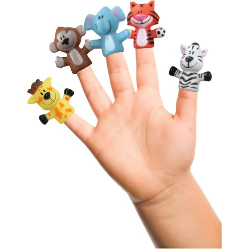 Garanimals Finger Puppets