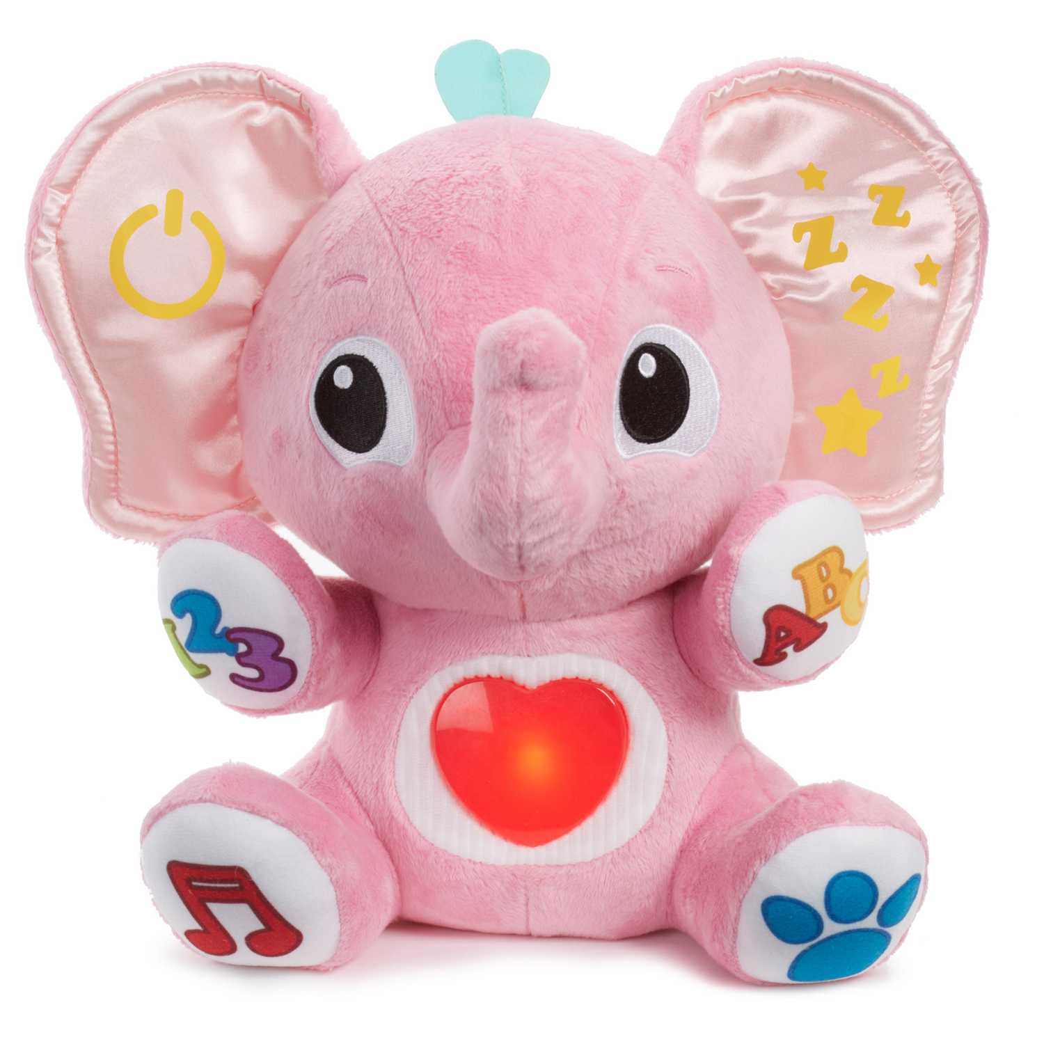 Little Tikes My Buddy- Lalaphant Learning Toy, Plush