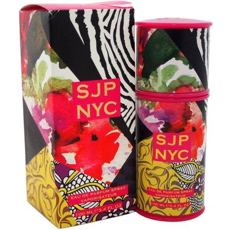 2 Pack - Sarah Jessica Parker NYC Eau de Parfum Spray 3.4 oz - Halloween Movie Sarah Jessica Parker