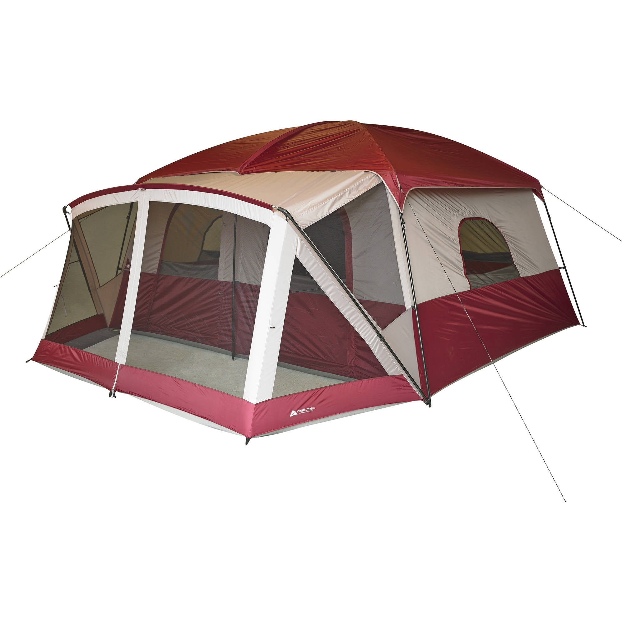 Click here to buy Ozark Trail 12-Person Cabin Tent with Screen Porch by Campex (BD) Limited.