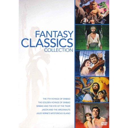Fantastic Adventure Collection (DVD)
