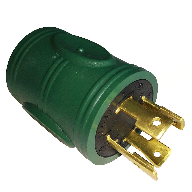 Parkworld 884913 30 Amp Generator Adapter 4