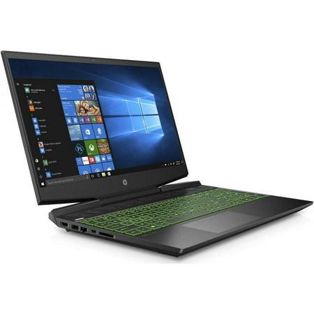 HP Pavilion Gaming Laptop 15-dk0020nr, Core i5-9300H, NVIDIA GeForce GTX 1650, 256GB PCIe SSD, 8GB DDR4, 6QZ95UA#ABA
