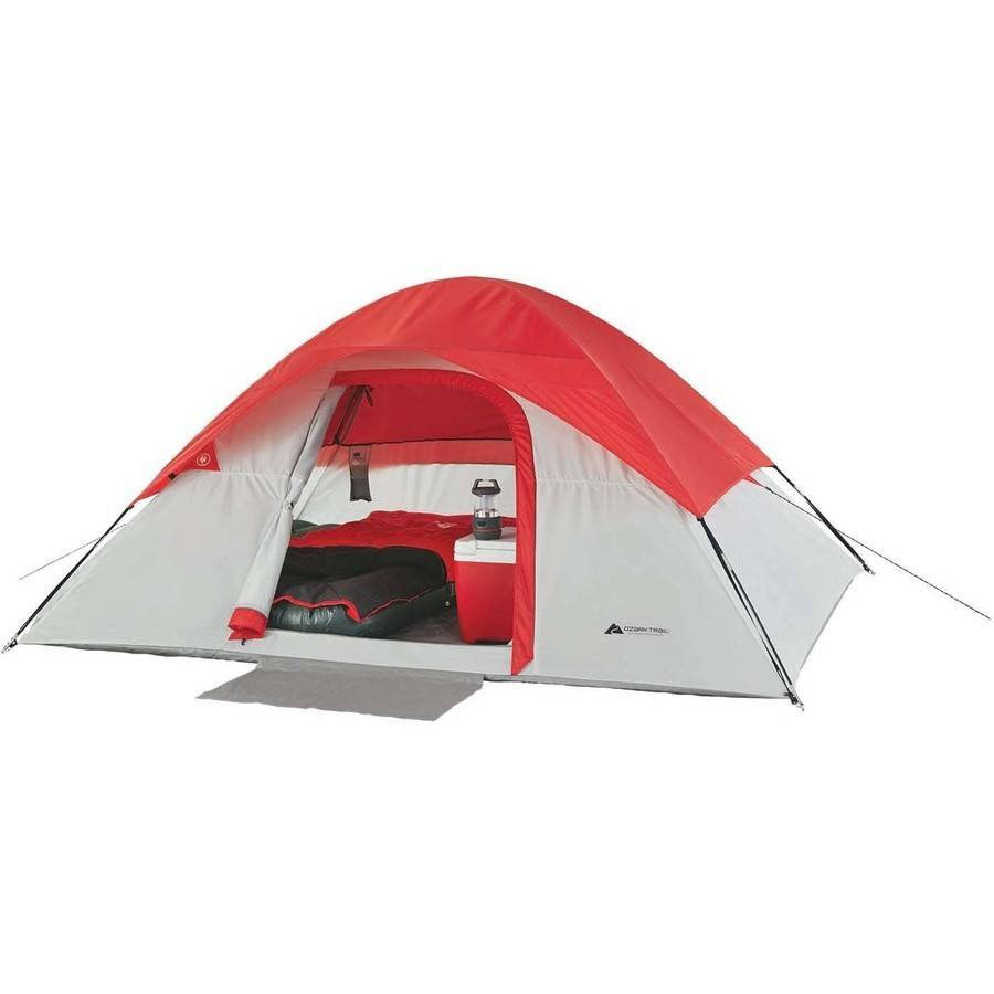 Ozark Trail 4-Person Dome Tent  sc 1 st  Walmart & Ozark Trail 4-Person Dome Tent - Walmart.com
