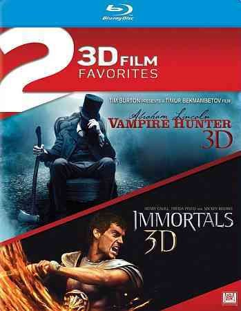 Abraham Lincoln: Vampire Hunter Immortals Double [Blu-ray] by