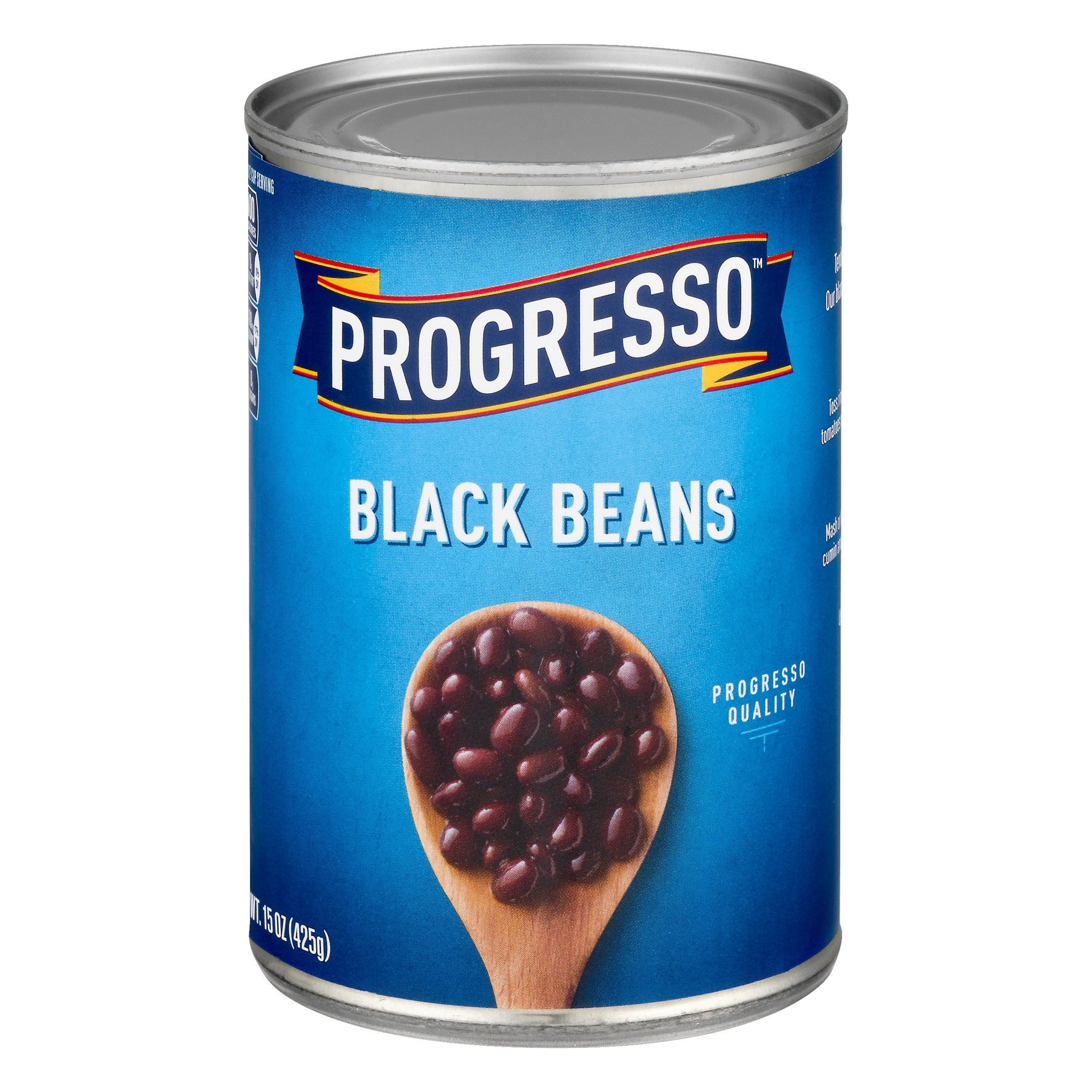 Progresso Black Beans, 15 oz Cans, 15.0 OZ