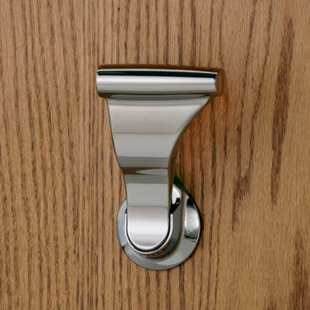 Soss Closet UltraLatch for 1-3/8 inch Door Bright Nickel LCLEX-14 (96 Inch Closet Doors)