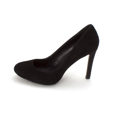 DKNY Womens Laci-Pump Leather Round Toe Classic Pumps - image 1 of 2