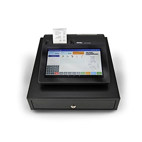 Royal POS1500 Touchscreen Cash Register
