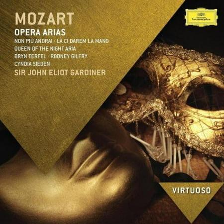 Virtuoso-Mozart: Opera Arias (CD) (Best Opera Arias Cd)
