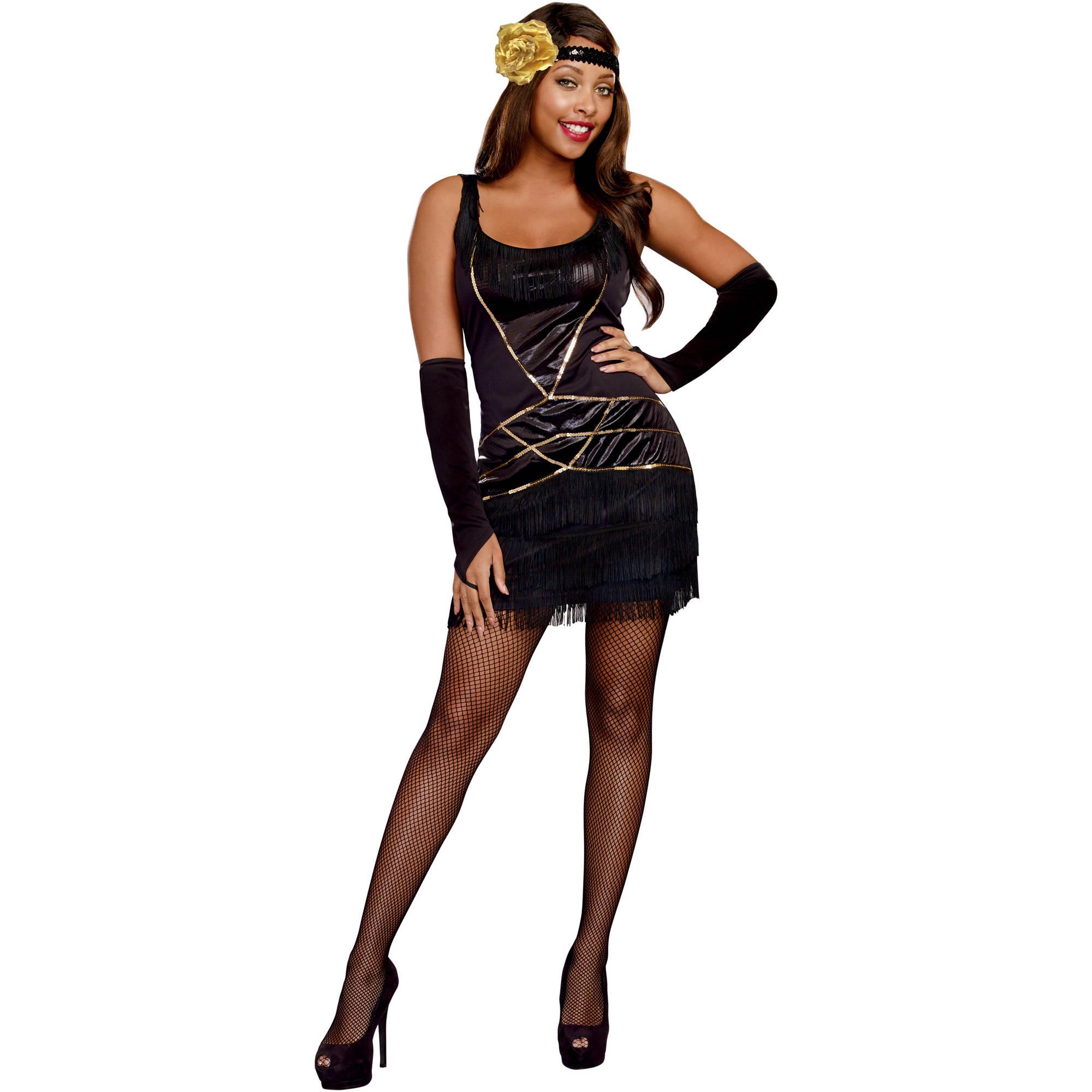 Miss Behavin' Adult Women's Halloween Costume