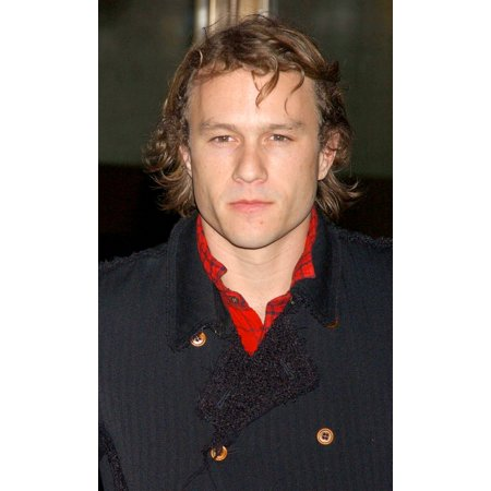 Heath Ledger At Arrivals For Candy Premiere Tribeca Grand Hotel New York Ny November 06 2006 Photo By Kristin CallahanEverett Collection Celebrity](Candy Photos)