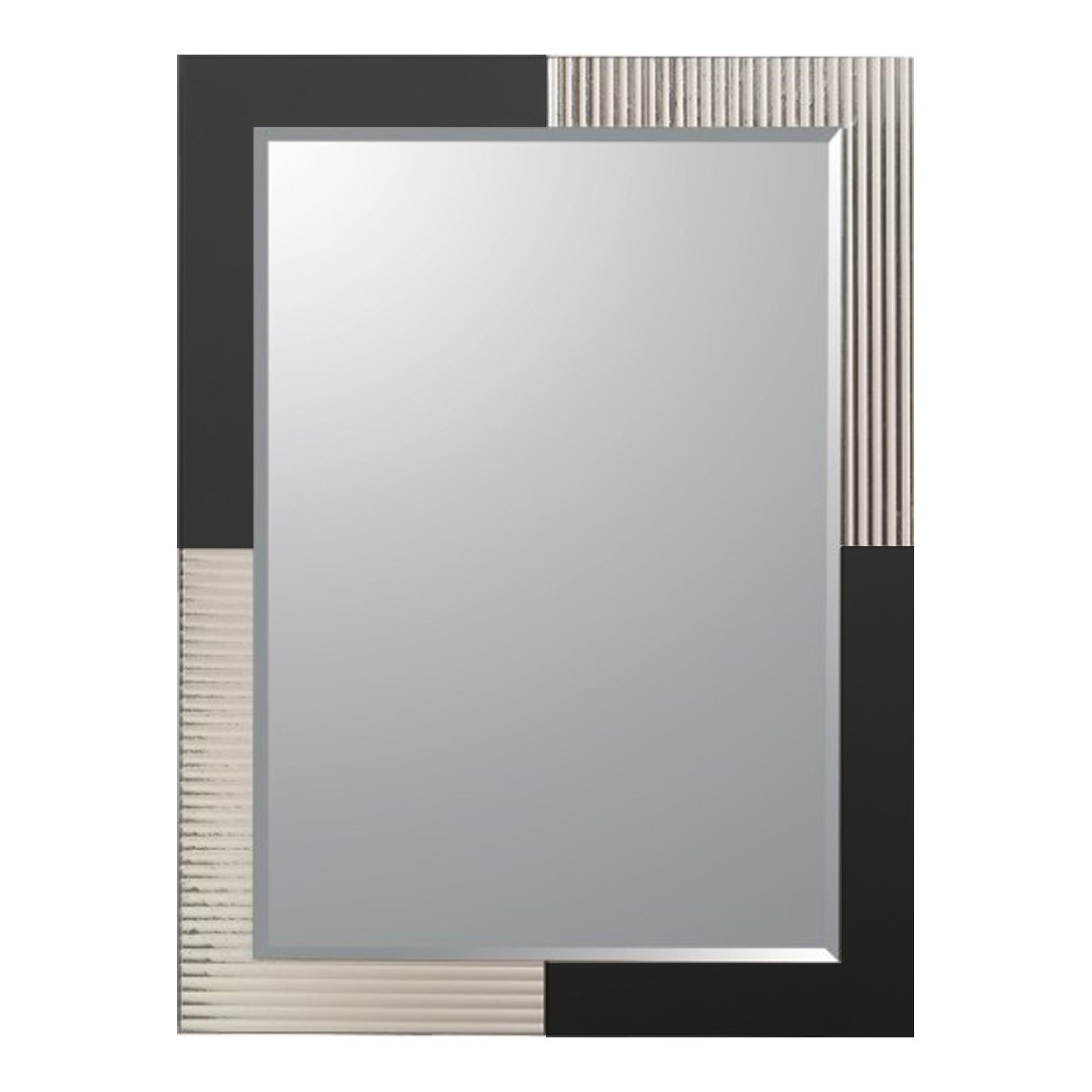 Décor Wonderland Jasmine Modern Bathroom Mirror 23.6W x 31.5H in. by Decor Wonderland of US