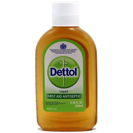 Dettol First Aid Antiseptic Liquid 8.45 oz ()