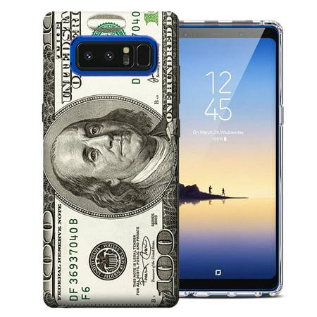 Dollar Bill Cake (MUNDAZE Samsung Galaxy S10e Hundred Dollar Bill Design TPU Gel Phone Case)