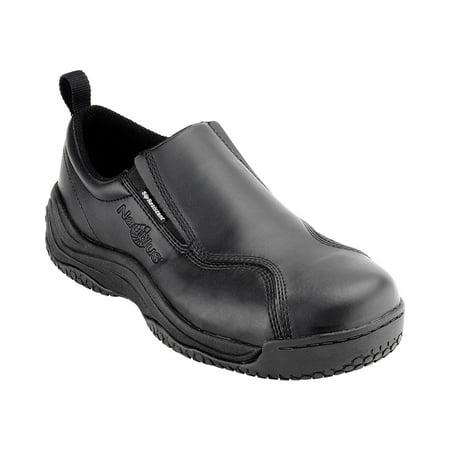 Mens Nautilus Composite Toe Pull On Slip Resistant 110 - Black - 7M