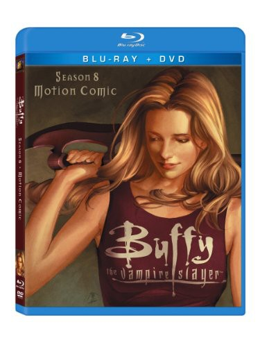 Buffy Vampire Slayer: Season 8 Motion Comic (Blu-ray + DVD) by NEWS CORPORATION
