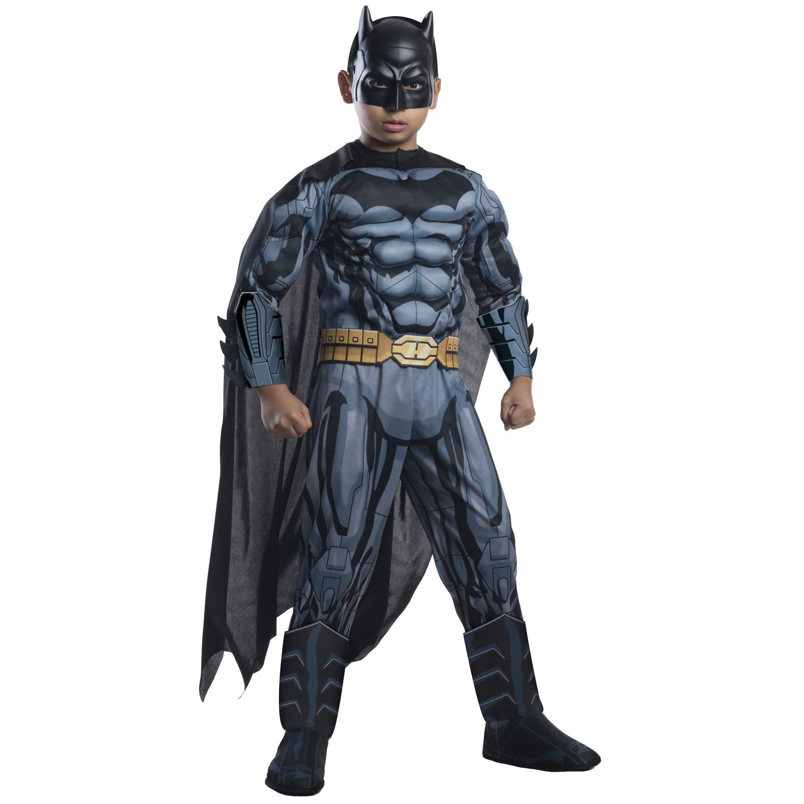 Kids Deluxe Batman Costume - Small