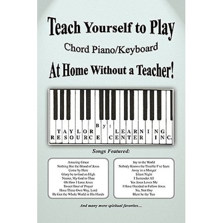 Teach Yourself to Play Chord Piano/Keyboard at Home Without a -