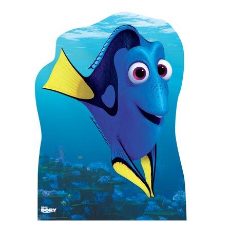 Finding Dory Blue Fish Disney Lifesize Standup Standee Cardboard Cutout