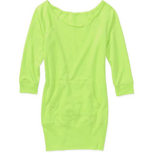L.E.I. Juniors Tissue Fleece Pullover