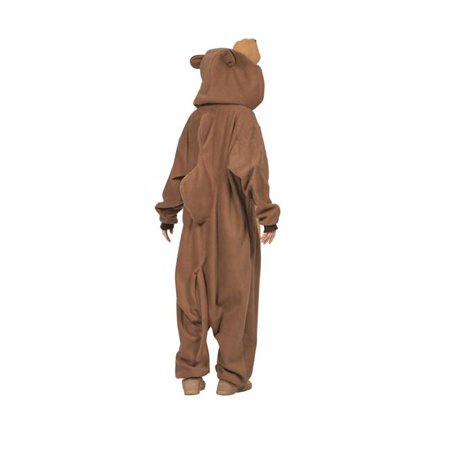 Humphrey Camel Adult Funsie Costume (Camel Costume For Adults)