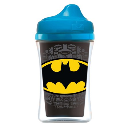 NUK® Justice League Insulated Hard Spout Sippy Cup, Batman, 9 oz, 2pk - Batman Cup