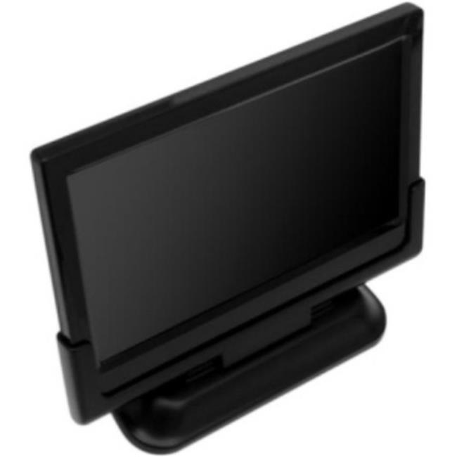 10.1 in., Wide Cap Touch Vesa75 USB, Optional Desktop Base with LCD
